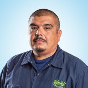 Johnny Contreras - Lead Installation Specialist - Malek Service Company