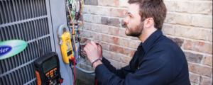 Air Conditioner Repair - Conroe, Texas