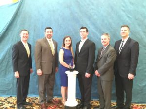 Malek Service Company President's Award 2017